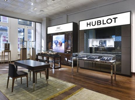Watches of Switzerland Opens Flagship Store in Soho