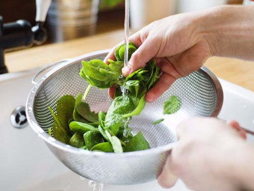 6 foods you should never wash before cooking