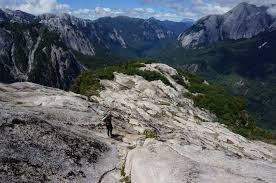 Chile's Patagonia region launched a new hiking route