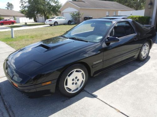 At $10,399, Is This 1988 Mazda RX7 Turbo II a Fitting Sequel to a Car That Never Was?