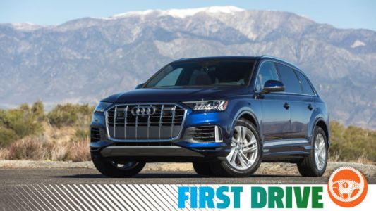 The 2020 Audi Q7 Is A Serene Cloud On Wheels, Just Don't Make It Tackle Twisty Roads