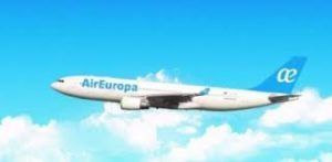 Spanish private carrier Air Europa resumes its flights to Tunisia