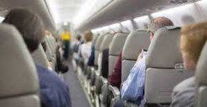 Passenger loses cool when he finds he's on wrong flight