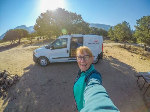 Taking on Colorado Solo in a Camper Van: What it's really like to road trip by yourself