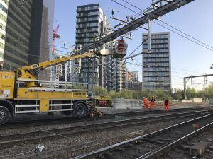 Major Easter Railway Upgrade Work Completed With More to Come in May