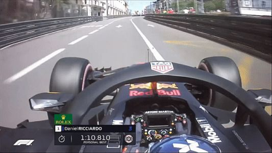 Daniel Ricciardo Set The Fastest-Ever Lap At Monaco And It Will Break Your Brain