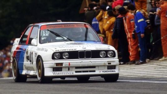 BMW Ends 50 Plus Year Racing Partnership With Schnitzer