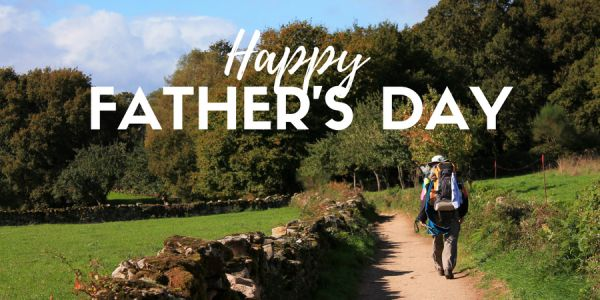 A Special Camino Gift Card to Celebrate Father's Day