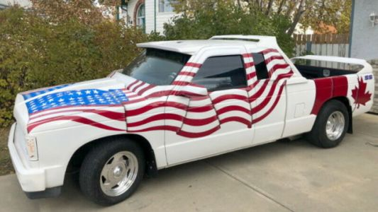 At $5,500 Canadian, Could You Find Common Ground With This Custom 1985 Chevy S10 Pickup?