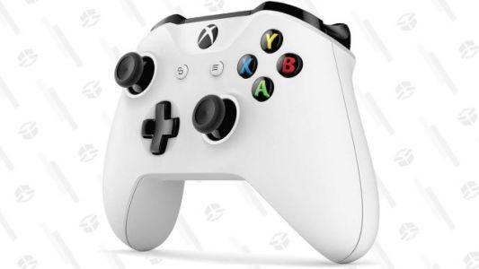 Snag a Spare Xbox One Controller For $37