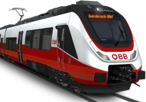 Bombardier and Austrian National Railways Sign Call-off Order for 25 TALENT 3 Trains