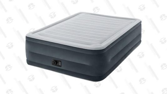 Treat Your Holiday House Guests to This $43 Airbed