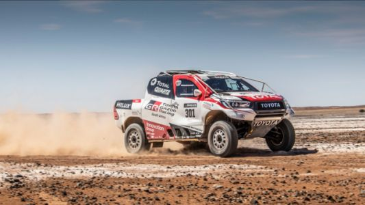 F1 and Le Mans Champ Fernando Alonso Is Getting Serious About Off-Road Racing