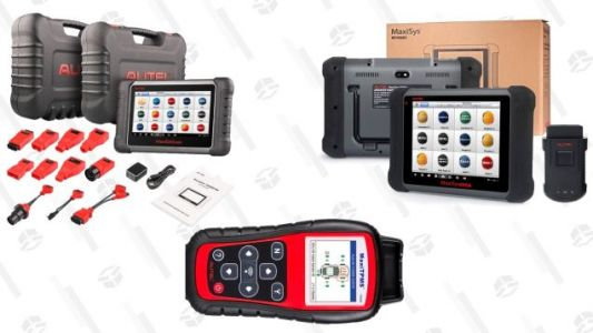 Level Up Your Car Repair Skills With These Professional Autel Deals