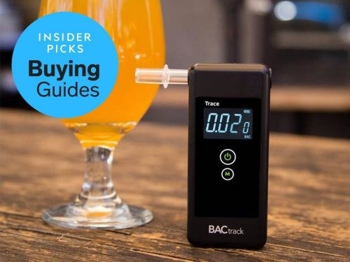 The best breathalyzers for personal use