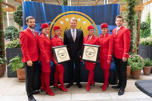 Employees Clinch European Championship for Austrian Airlines!