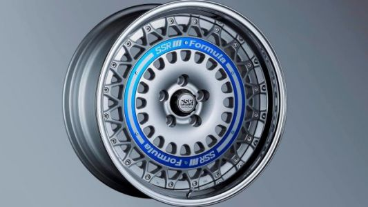 New Formula Aero Mesh Wheel From SSR Is The Throwback Look Your Car Needs This Summer