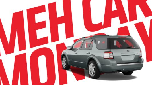 Meh Car Monday: Oh, Right, The Ford Freestyle/Taurus X Was A Thing That Existed, Once