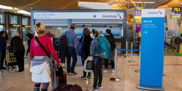 American Airlines, Delta, and United will soon require facial coverings on US flights