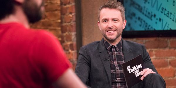 Chris Hardwick addresses allegations of abuse by his ex-girlfriend: 'l was blindsided by her post'