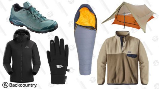 Get Up To 50% Off Camping Gear You May Actually Use During Backcountry's Semi-Annual Sale
