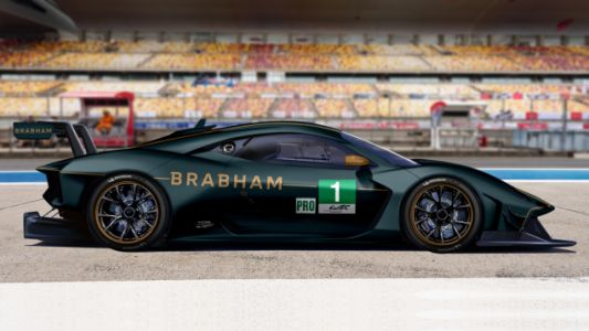 Racing Icon Brabham Wants to Head to Le Mans With Its Hardcore New BT62 Supercar