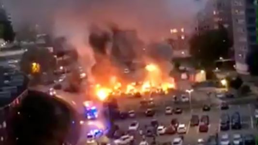 Swedish Teens Are Setting Parked Cars on Fire: Reports