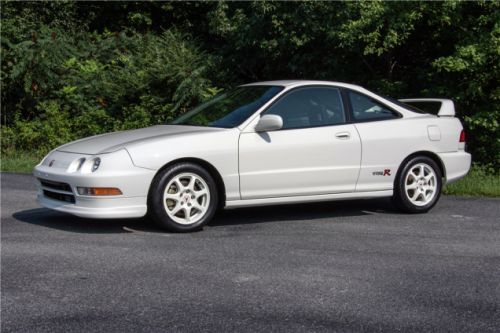 I Just Fainted Because A 1,200 Mile Integra Type R Sold For $63,800
