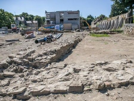 Castlecomer hotel development leads to discovery of English fort