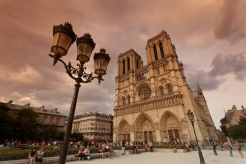 Daily Dose of Europe: Paris' Notre-Dame Cathedral