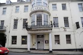 Historical Kings Arms Hotel in Dorcheste will soon reopen for its guests