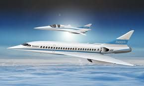 Affordable supersonic jets to connect hundreds of cities with ultra-fast flights