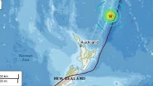 New Zealand's Kermadec Islands hit by 7.4 magnitude earthquake