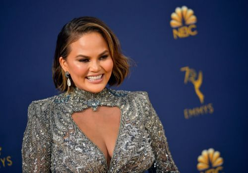 Someone asked Chrissy Teigen if she was pregnant again during the Emmys - and she expertly shut it down