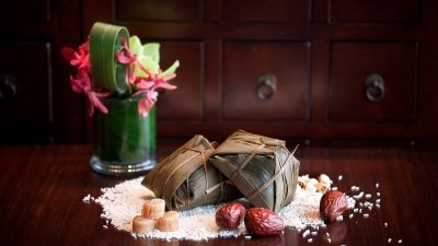 Four Seasons Hotel Hong Kong Celebrates Dragon Boat Festival with a New Foie Gras Dumpling from Lung King Keen