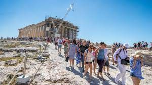 Greek tourist industry expected to grow further in 2020