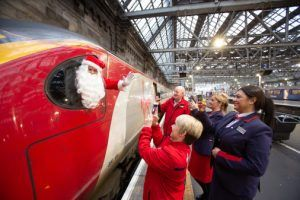 Virgin Trains boosts services to Manchester for festive period