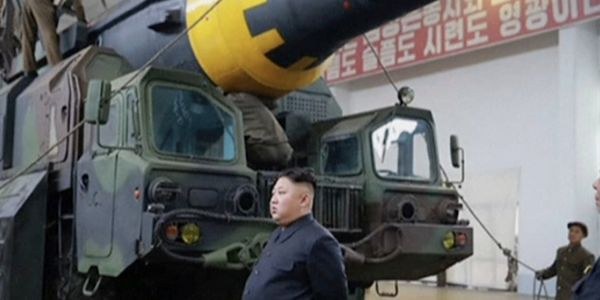 North Korea could nuke the US as early as July 23, 2018, according to Britain's Ministry of Defence