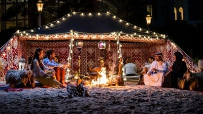 Four Seasons Hotel Doha Unveils Magical Desert Dining Experience