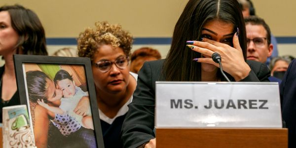 'It's like they tore out a piece of my heart:' Asylum seeker tells House panel that her 1-year-old daughter died from shoddy medical care while in ICE custody