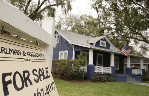 The US housing gap is at a 3-year low - but data suggests that's about to reverse