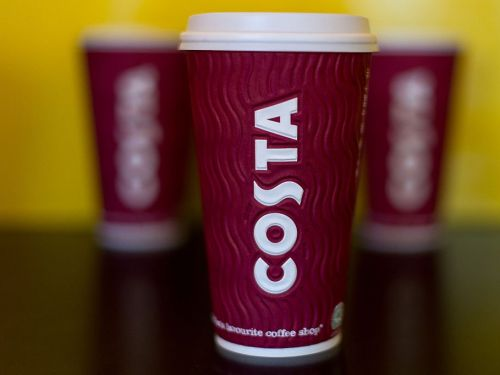 Coca-Cola just spent $5.1 billion on a massive British coffee chain, and it sets the scene for a battle with Starbucks