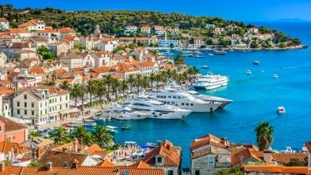 Croatia tourism sees a disproportion in North and South
