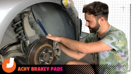 Changing Your Brakes Is An Easy Way To Start Doing It Yourself