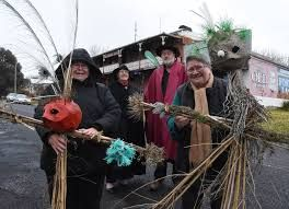 Newbridge Winter Solstice Festival celebrates shortest day of the year