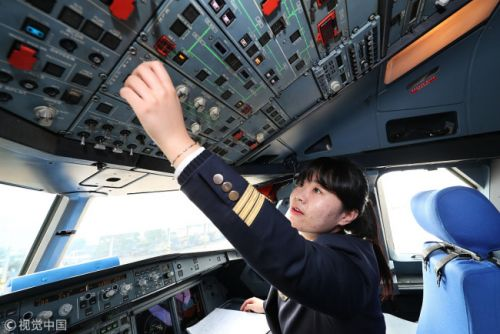 Demand for 128,000 pilots forecast in China