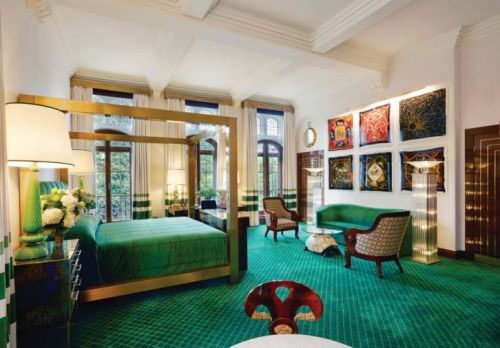 Fit for Royalty: The Milestone Hotel's Newest Suites