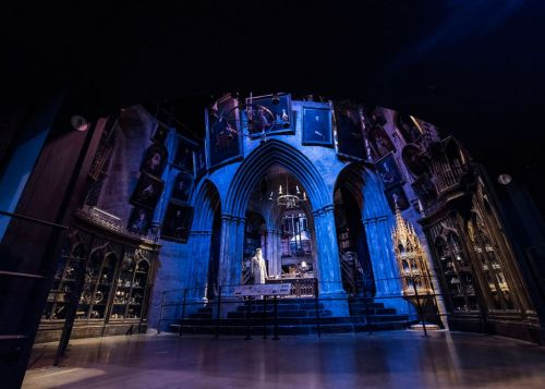 10 Things You Have to See at the Harry Potter Studios