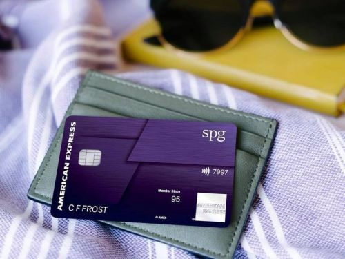 Amex's new premium Starwood card carries a lofty $450 annual fee - here's why it may be worth it