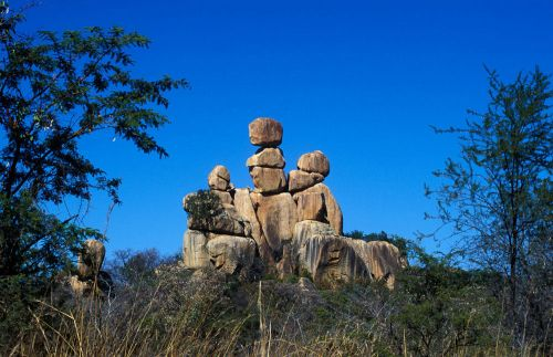 Matopo national park sees increased number of domestic tourists